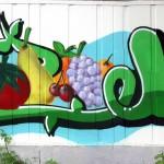 GRAFFITI: Markthalle Gröbenzell