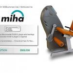 miha Website und CDRom