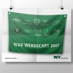 W&V Werbecars Kalender