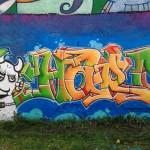 GRAFFITI: BEASTIESTYLES, PIANO, CAZE, SHAMEZ, TEEN, KENZ, HARO