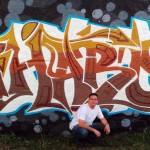 GRAFFITI: HARO, TEEN