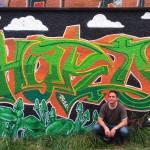 GRAFFITI: TEEN, ZEMENT, HARO