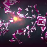 Exploding Logocubes Animation
