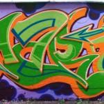 GRAFFITI: TEEN, POE, HARO, ZLEP, CAZE