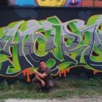 GRAFFITI: TEEN, HARO