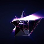 Deformed Logocube Animation