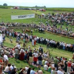 BLOG: Neulich beim Münsinger Ochsenrennen