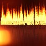 Burning Logocube Animation