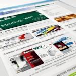 W&V Verlag Werben & Verkaufen Website