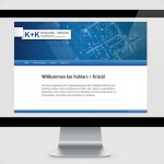 Kohlars + Krückl Website