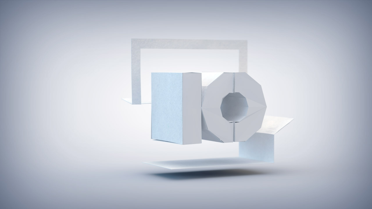 Folding Paper II Animation