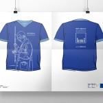Hahn-Meitner-Institut T-Shirt Design