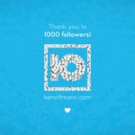 BLOG: 1000 Follower bei vimeo