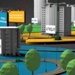 W&V Performance Marketing 3D Illustration