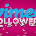 BLOG: 1111 Follower bei vimeo