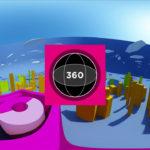 Virtual Reality mit 360° Videos
