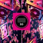 Popout Logocubes – 3D SBS Animation