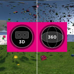 BLOG: Virtual Reality mit stereoskopischen 360° Videos