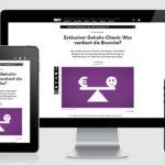 W&V Gehaltsstudie 2017 Website