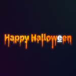 Wish you a very scary and happy Halloween!